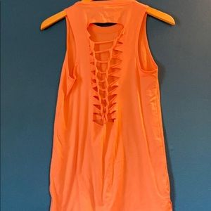 Onzie Braided Back Tank Small